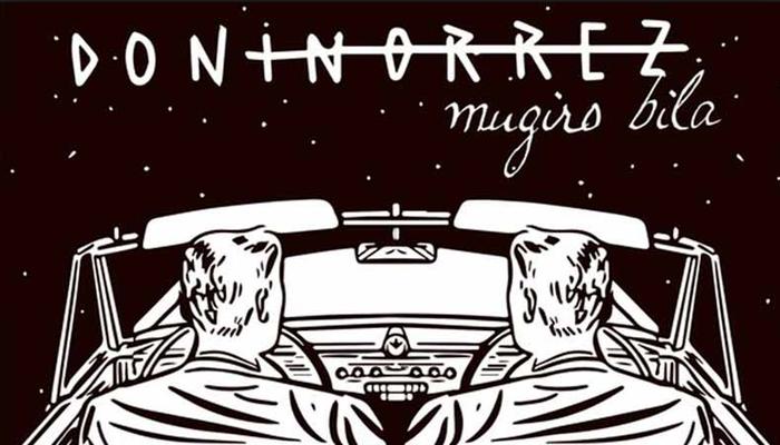 Don Inorrez musikariaren CDa