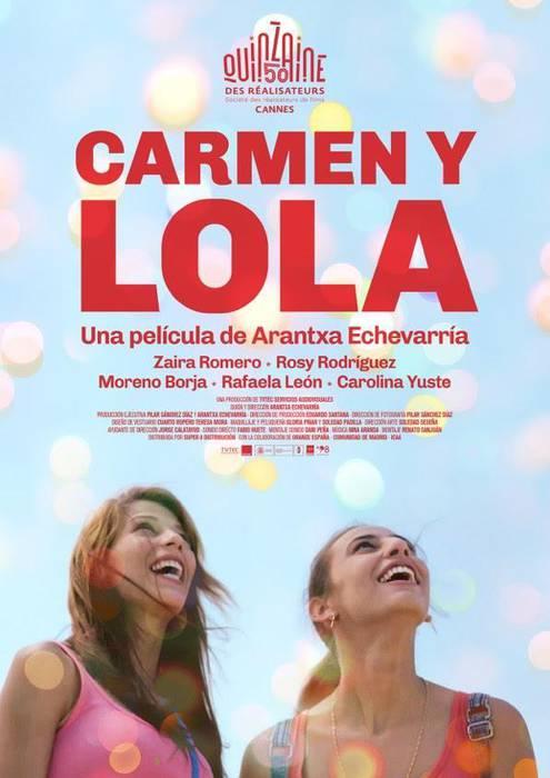 'Carmen y Lola' filma