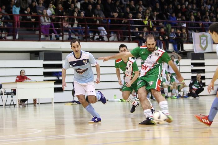 Eskoriatzak Aretxabaleta garaitu du (3-0) - 46