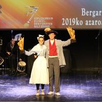 [BERTAN BEHERA] Bikote Gazteen Euskal Herriko Dantza Solte Txapelketa