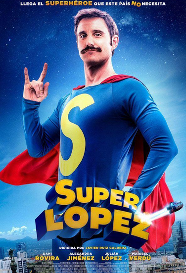 'Superlopez' filma