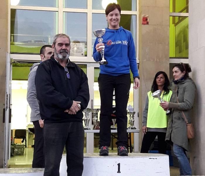 Bikuña, Barrainkua eta Elexpuru Euskadiko duatloi txapelketan nagusi, bakoitza bere mailan