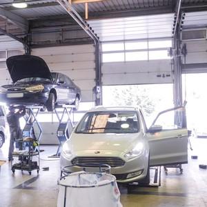 Ford zerbitzu ofiziala