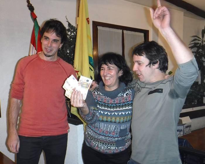 Euskal Herriko Mus Txapelketako kanporaketa Bergaran, abenduaren 23an