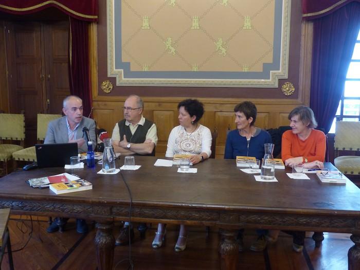 Patxi Larrañagaren liburuaren aurkezpena  - 3