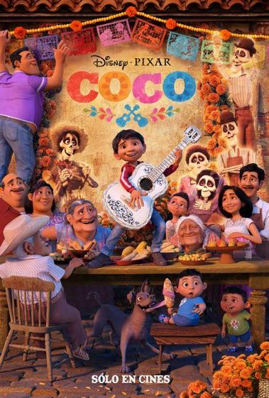 'Coco' filma, gaztetxoendako