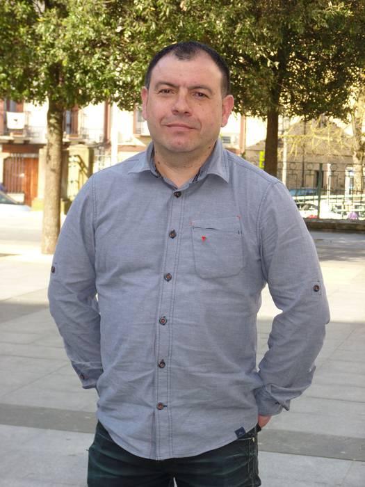 Luis Gomez da Irabazi-Ganar ekimeneko Aretxabaletako alkategaia