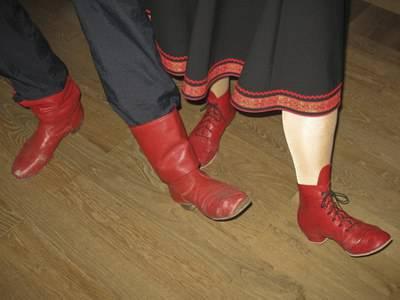 Herrixa Dantzan-ek antolatuta dantza-afari tematikoa: Errusia