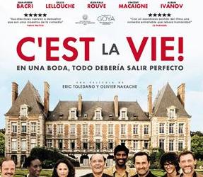 'C'est la vie' filma