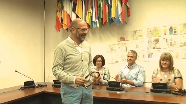 Joserra Zubizarreta izendatuko dute alkate bihar, udalbatza berriaren eraketan