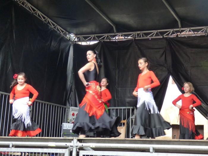 Ikusmina sortu du Maledantza taldeak flamenko erakustaldiarekin - 16