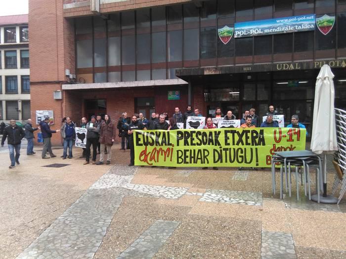 Sarek urtarrilaren 14rako deituriko manifestazioan parte hartzeko deia egin du LABek Bergaran