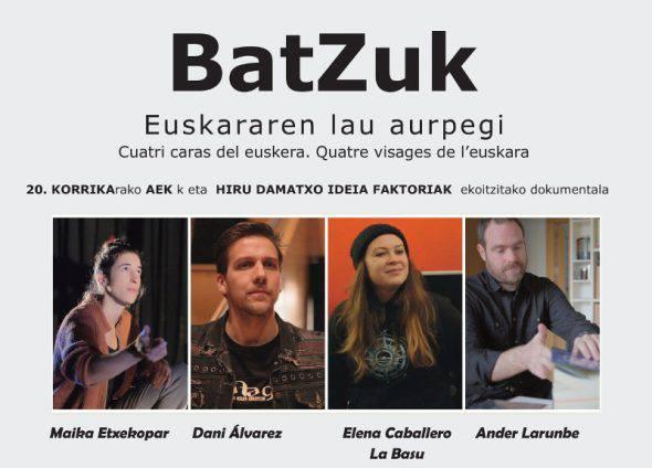 Korrikaren inguruko dokumentala emango dute bihar Zabalotegin