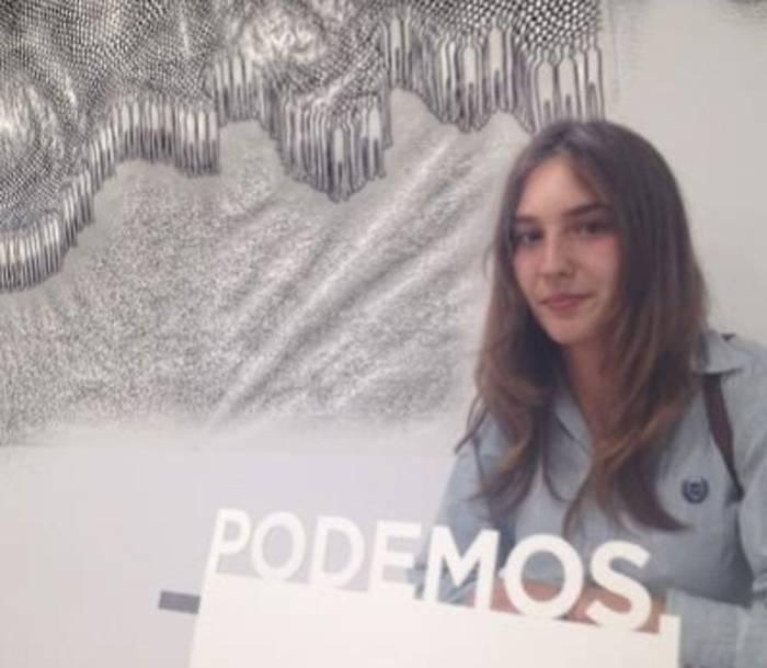 Arrasateko zinegotzi Eva Abuin, Euskadiko Podemosen zuzendaritzan
