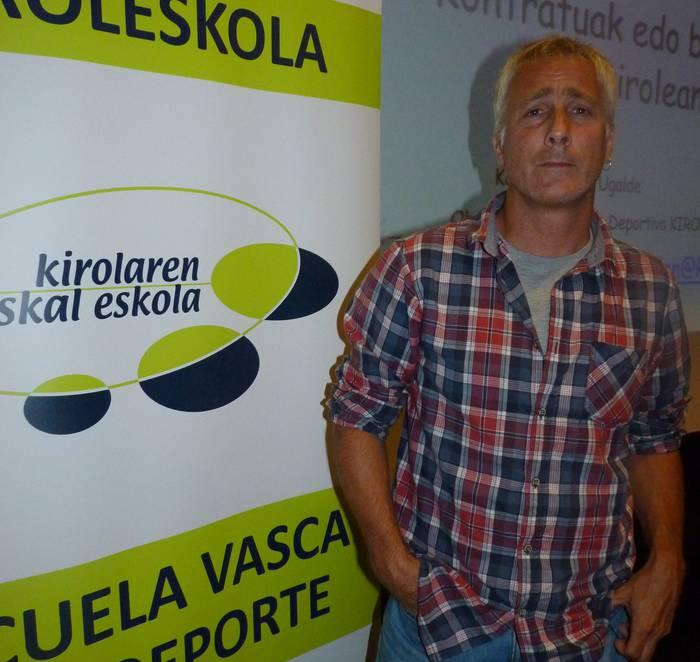 """Koldo Irurtzun: """"Kirol elkarteak arduratuta daude ikuskaritza kontrolen ondorioekin"""""""