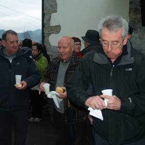 San Blas eguna Bergaran 2011