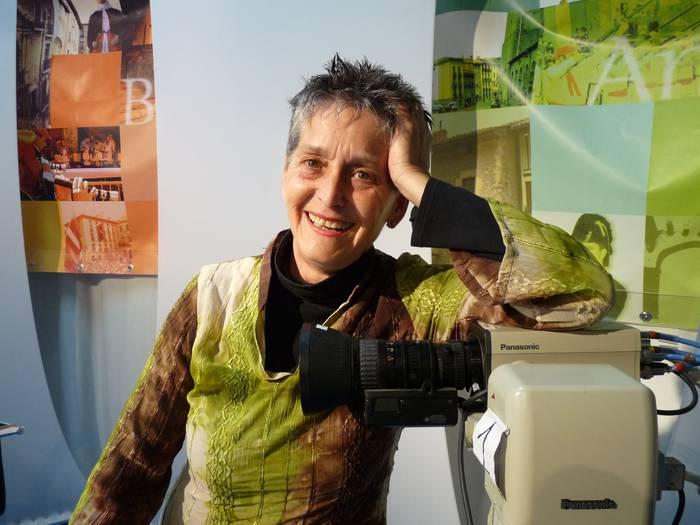 Amalia, botikariaren alarguna, izango da 'Goenkale'-n Mariasun Pagoaga