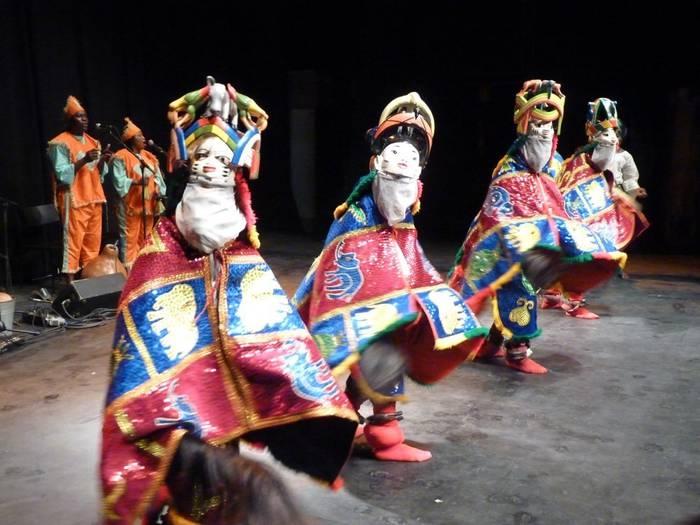Les AS du Benin talde afrikarra Arrasaten