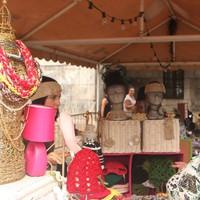 Gabonetako karpa: artisau azoka