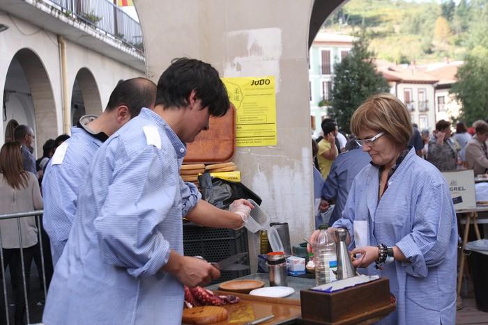 Aretxabaletako Gastronomia eta Folklore jaialdia - 16