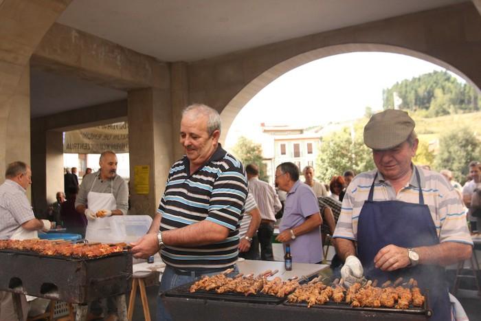 Aretxabaletako Gastronomia eta Folklore jaialdia - 31