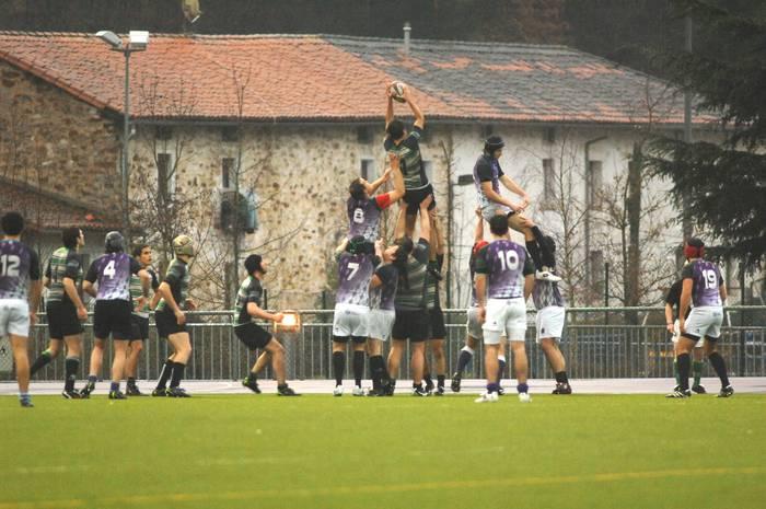 Hernanin hasiko du denboraldia bihar Arrasate Rugby Taldeak