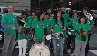 Musika eskolako ikasle eta irakasleek eguenean ospatuko dute Santa Zezilia