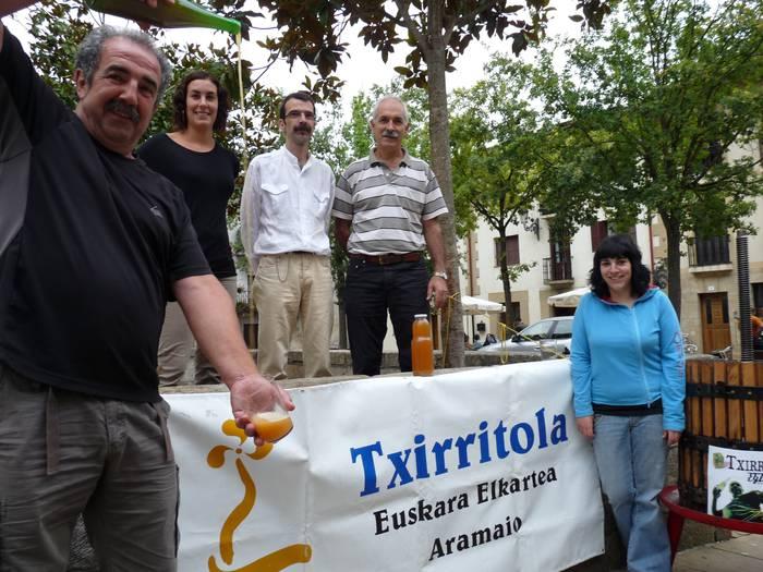 Txirritola Eguna 2012