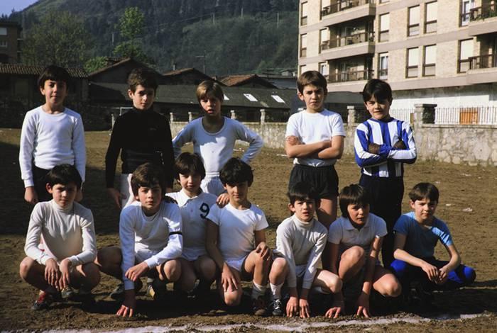1964-1992 urteen arteko Bergara argazkitan
