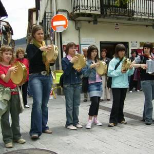 San Juanak 2007: trikitilariak