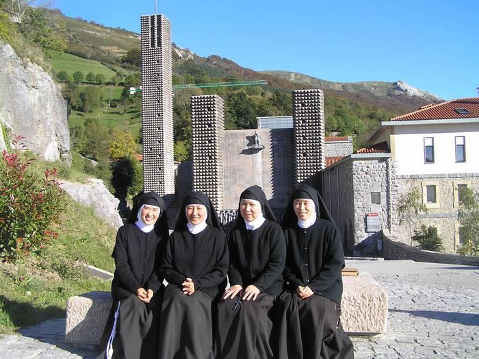 'Bidaurreta txikia' monasterioa inauguratuko dute Korean
