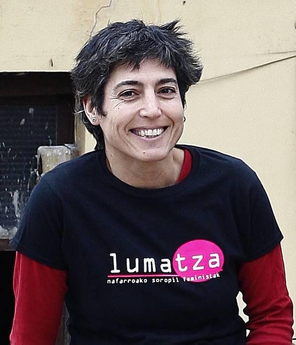 """Paula Kasares: """"Familiak du haurrak euskal hiztun bilakatzeko giltza, txikitan batik bat"""""""