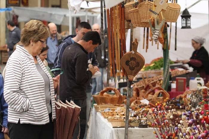 San Isidro azoka egingo dute bihar herrian zehar