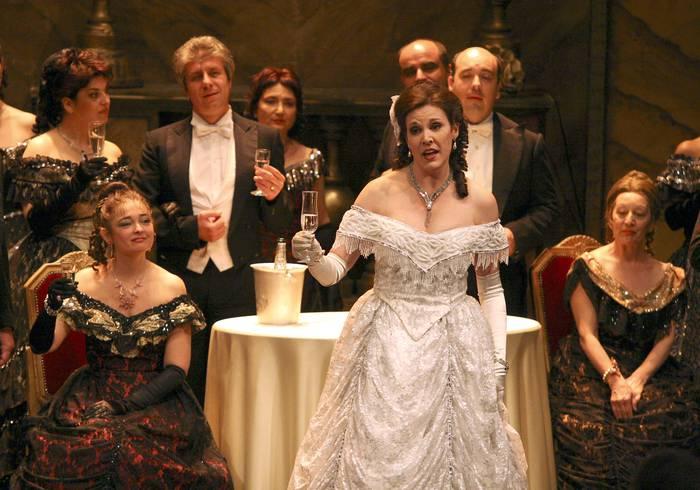Verdiren 'La Traviata' urriaren 30ean antzeztuko dute Amaian
