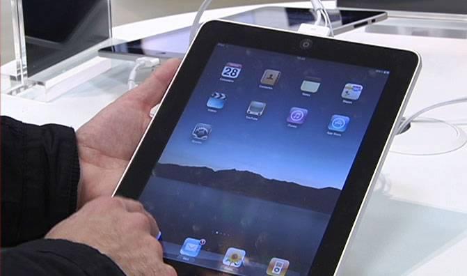 Applek iPaderako izango den egunkaria egingo du