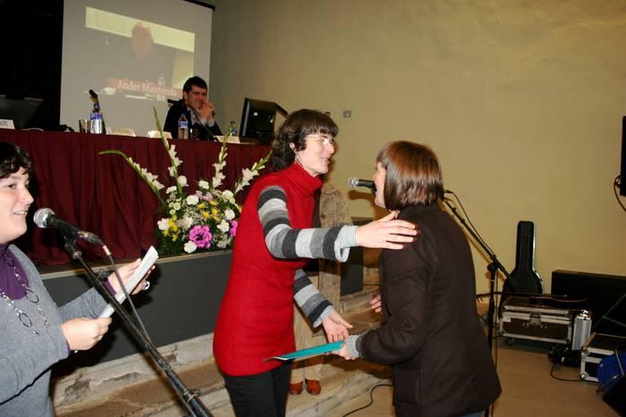 Diploma banaketa egin dute Huhezin