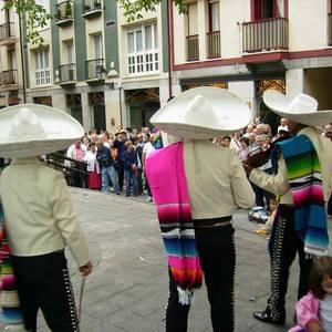 San Juanak 2007: Mexiko lindo kalejira