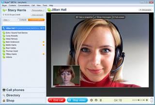 Skype sofware gabe erabiltzeko ahaleginetan dabil Microsoft