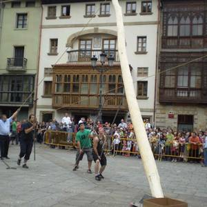 San Juanak 2007: makala jasotzea