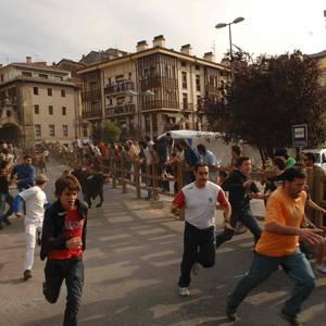 San Juanak 2007: zezenak