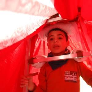 Santamasak 2008: Erraldoi txikien konpartsa