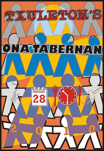 Txulenton's talde mitikoa bueltan da Gabonetako kontzertuarekin