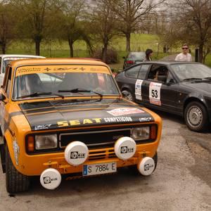 Kirol-automobil klasikoen martxa
