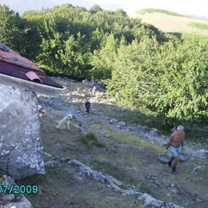 Santikurtz ermita berrituta