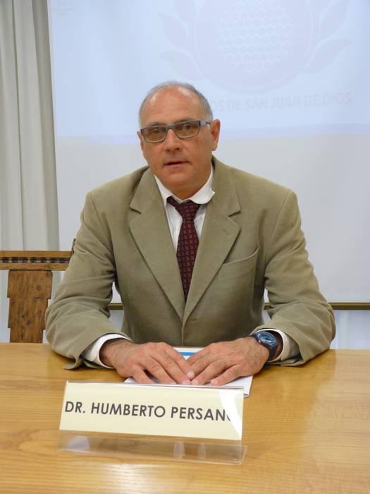"""Humberto Persano: """"Botikak oso onak izan daitezke sintomak tratatzeko, baina ez dute bizitza konpontzen"""""""