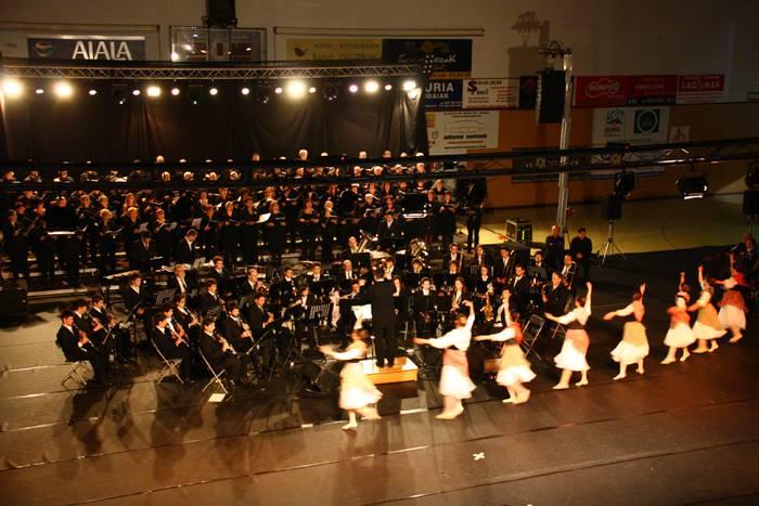 'Arantzazu' poema sinfonikoa, 'Basarri'ren omenez