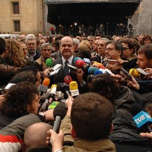 Argazkiak: Isaias Carrascoren hilketa