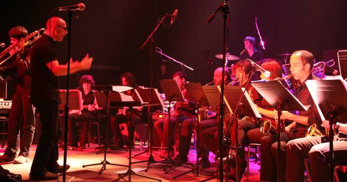 Arrasate Musikalek Big Band kontzertua eskainiko du gaur Monterronen