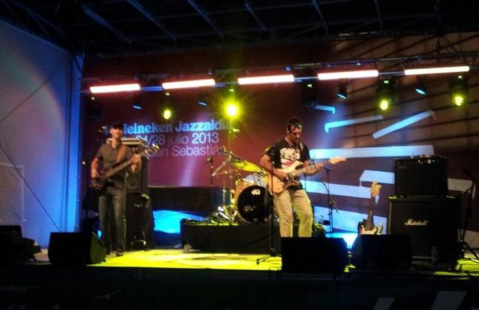 Bergarako blues doinuak Donostiako Jazzaldian
