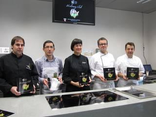 Sukaldaritza ikastaroak Basque Culinary Centerren eskutik